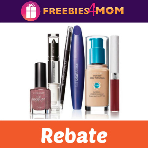 Rebate: Covergirl $5 Prepaid Card