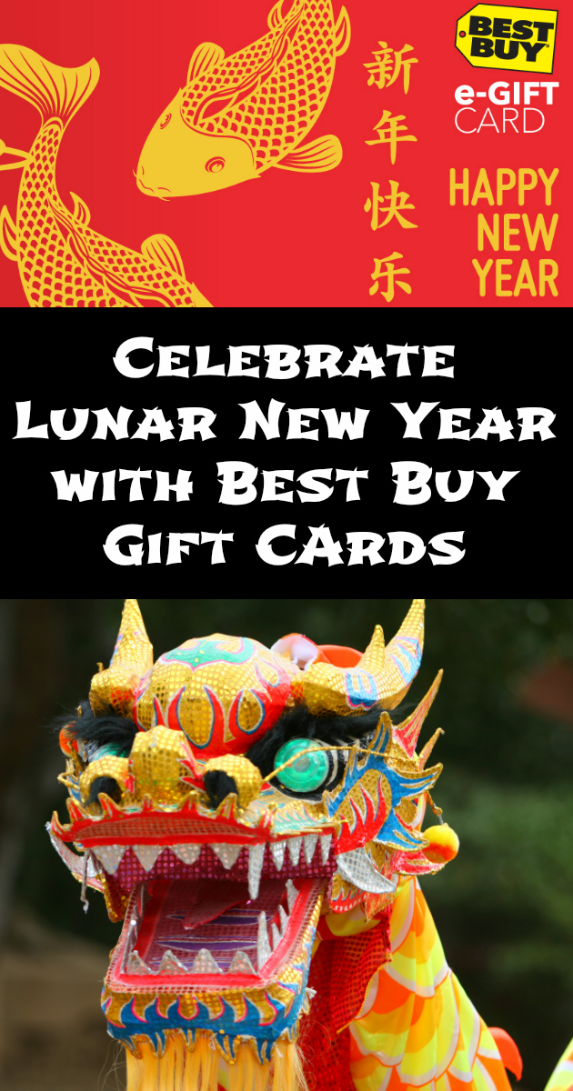 Celebrate Lunar New Year with Best Buy Gift Cards
