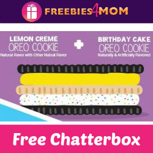 Free Chatterbox: Oreo at Kroger