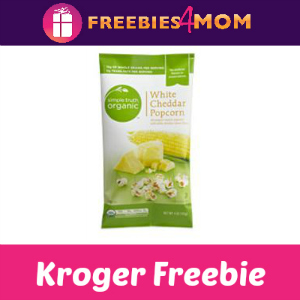 Free Simple Truth Popcorn at Kroger