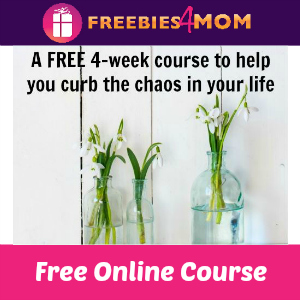 Free 4 Week Course to Simplify