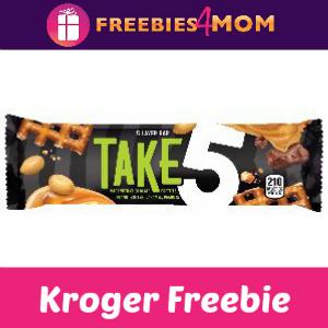 Free Take 5 Bar at Kroger