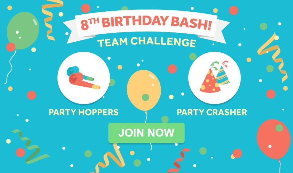 Birthday Bash Teams