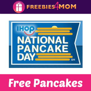 Free Short Stack Pancakes at IHOP March 8
