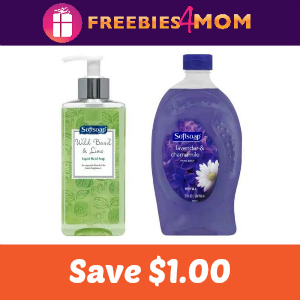 Coupon: Save $1.00 off Softsoap Refill or Pump