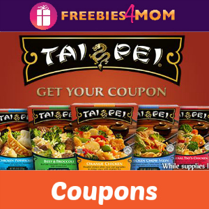 Save on Tai Pei Entree & Appetizers