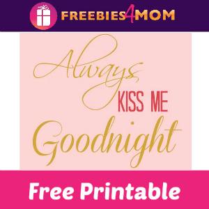 Free Valentine's Day 8x10 Printables