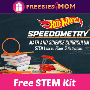 Free Hot Wheels STEM Kit for 4th Grade Teachers