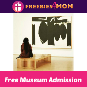 Bank of America Free Museum Admission Dec.