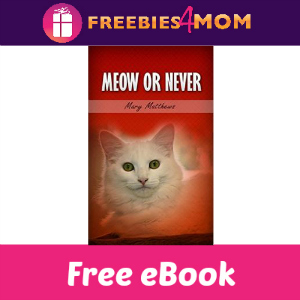Free eBook: Meow or Never