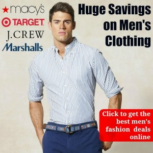 Fashion Deals for Men