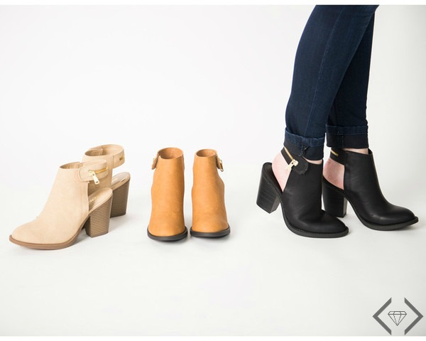 $10 off Spring Booties (Starting at $14.95)