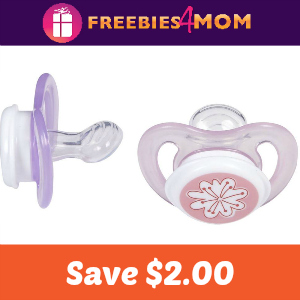 Coupon: Save $2.00 off Tommee Tippee Pacifiers