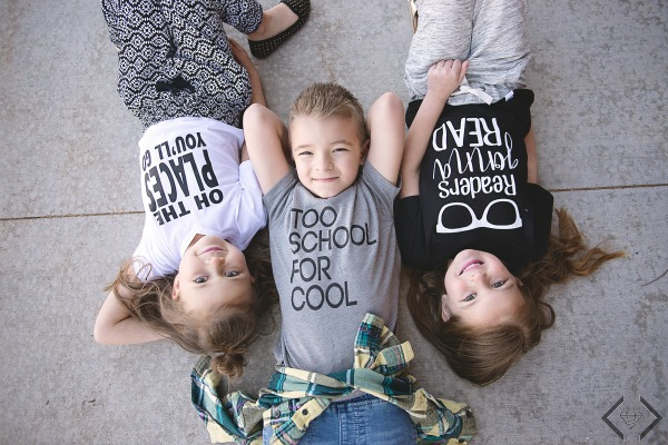 $12.95 Kid's Graphic Tees