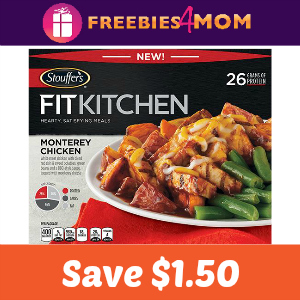 Coupon: $1.50 Off One Stouffers Fit Kitchen