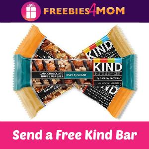 Send a Free Kind Bar