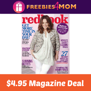Magazine Deal: Redbook $4.95