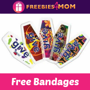 Free Limited-Edition Nexcare Bandages