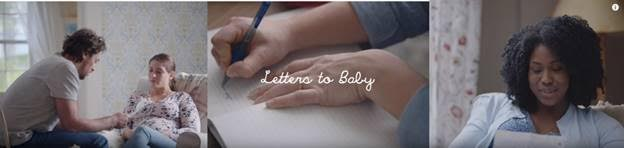 Huggies Letters to Baby #DearBaby