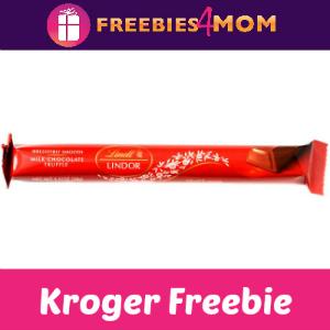 Free Lindt Lindor Stick at Kroger