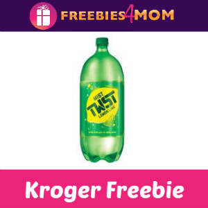 Free 2L Mist TWST Soda at Kroger