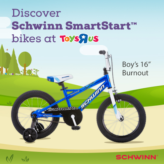 "Schwinn SmartStart Kids Bicycles at Toys""R""Us"