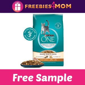 Purina One Tender Slect Cat Food Coupons