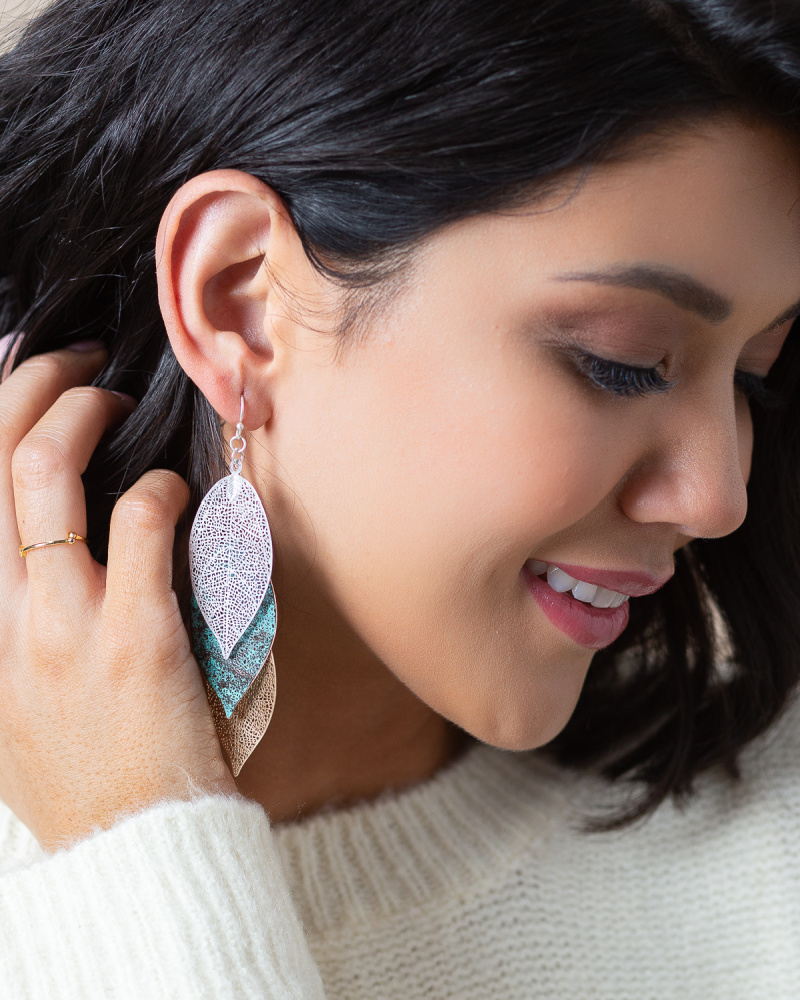 🍄2 Pair of Earrings Only $12 ($30 Value)