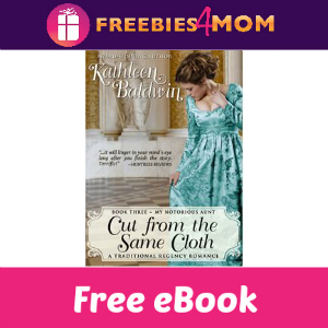 Free eBook: Cut From the Same Cloth