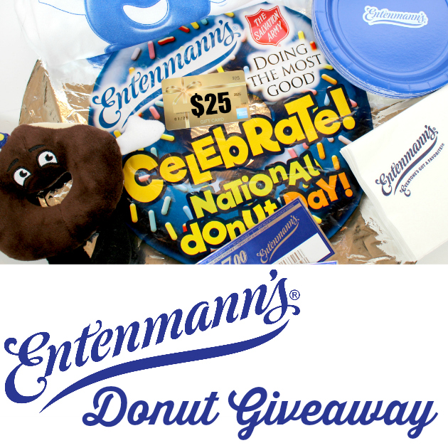 Entenmann's Donuts Giveaway Winner