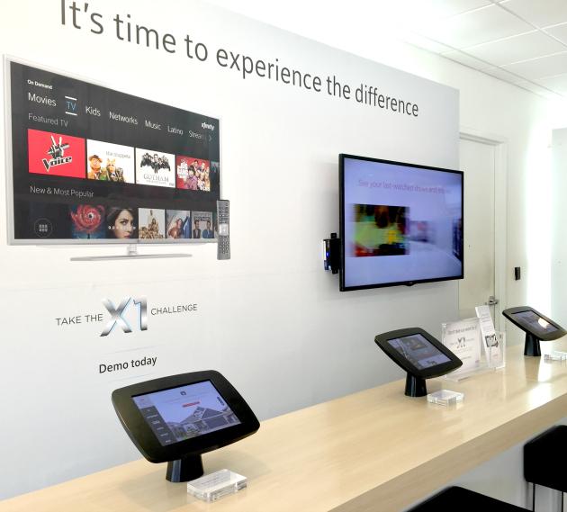 Xfinity Store Experience