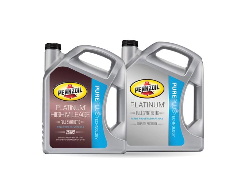 Walmart Rollback: Pennzoil Platinum Motor Oil