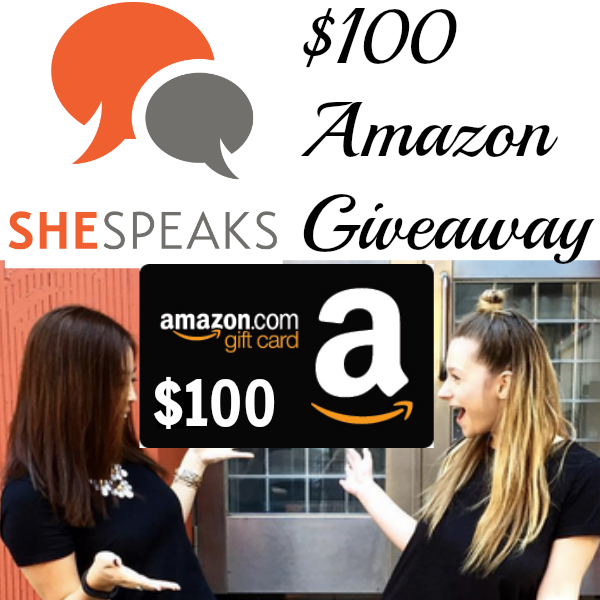 $100 Amazon Gift Card Giveaway Winner
