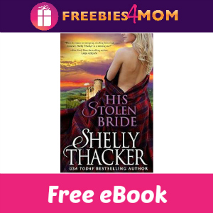 Free eBook: His Stolen Bride ($3.99 Value)