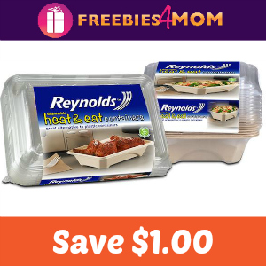 Coupon: $1.00 off one Reynolds Heat & Eat