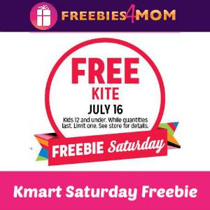 Free Kite at Kmart July 16