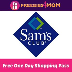 Free One Day Sam's Club Pass & Cookie