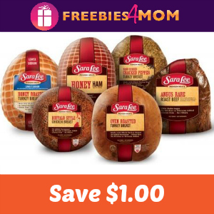 Coupon: $1.00 off one Sara Lee Deli