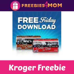 Free 8 pk Kroger Real Sugar Soda