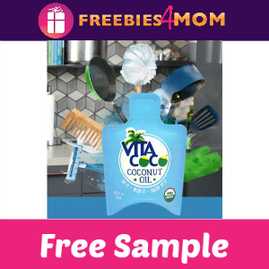 Free Sample Vita Coco Coconut Oil