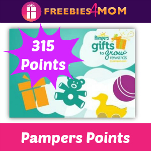 315 Pampers Points (15 Expire Today)