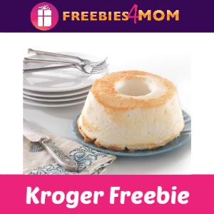 Free Bakery Fresh Angel Food Cake at Kroger