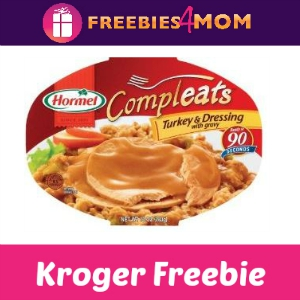 Free Hormel Compleats Microwave Meal at Kroger