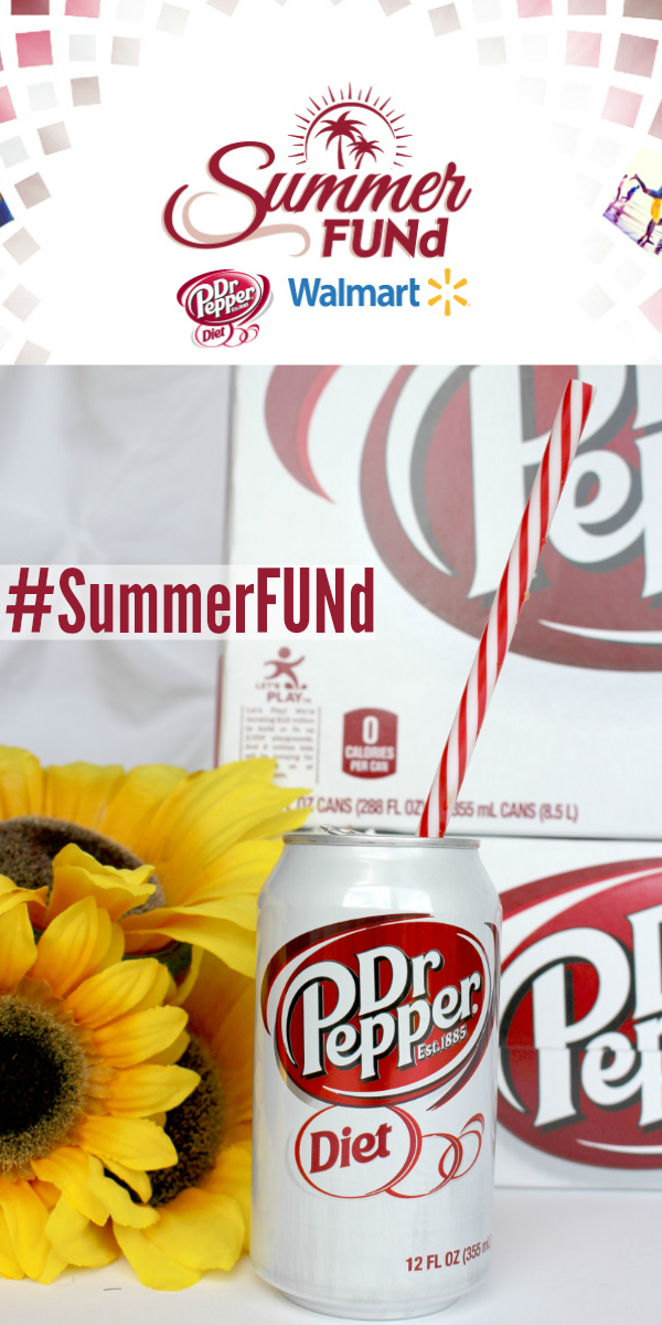 Enter Diet Dr Pepper® One of a Kind Summer Sweepstakes