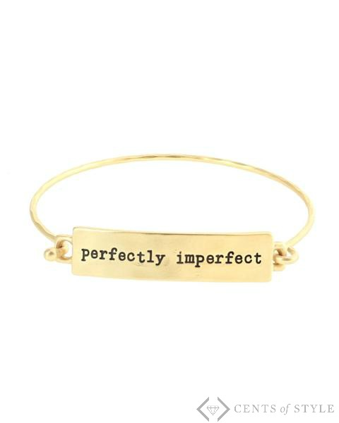 $16.95 Perfectly Imperfect Tee