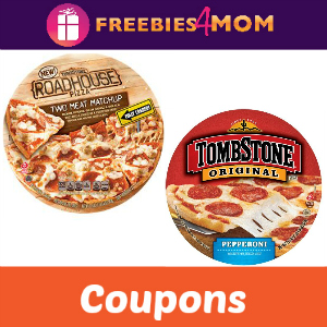 Coupons: Save on Tombstone Pizzas