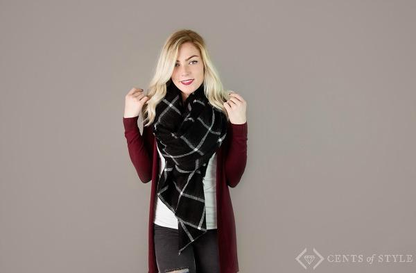 Berlin Blanket Scarves $12.95
