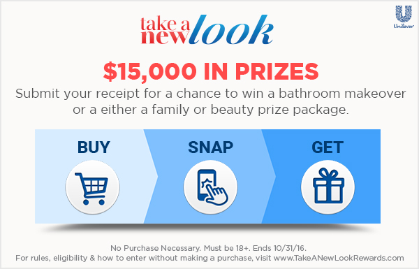 Enter Take A New Look Sweepstakes