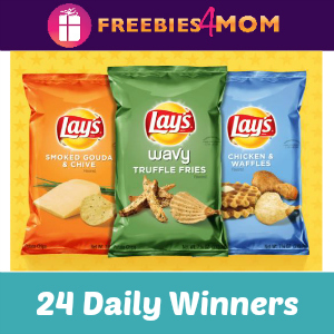Sweeps Lay's Flavor All-Stars