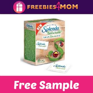 Free Sample Splenda Naturals Stevia Sweetner